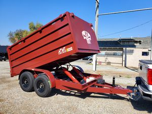 HD Dump Trailer 12ft 14k for Sale in Bloomington, CA