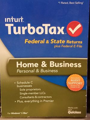 TurboTax 2013 Home & Business for Sale in St. Peters, MO