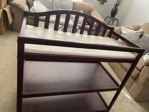 Baby changing table for Sale in Surprise, AZ