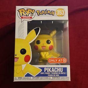 Funko Pilachu Target Exclusive Pop for Sale in Carson, CA