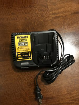 Dewalt charger for Sale in San Diego, CA