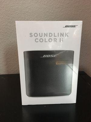 Bose Soundlink Color 2 Bluetooth speaker for Sale in Everett, WA