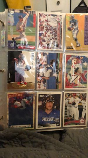Thousands of Football, Baseball and Basketball Cards for Sale in Honey Brook, PA