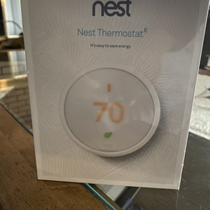New Nest Thermostat E for Sale in Columbus, OH