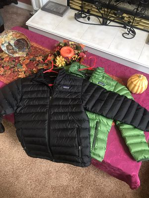 Patagonia Down Sweater Jackets for Sale in Edmonds, WA