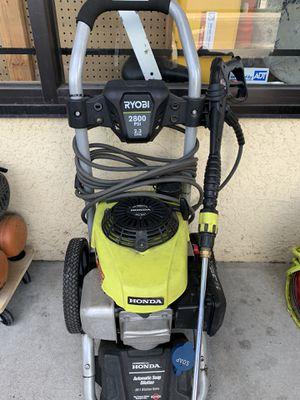 Ryobi presser washer for Sale in Tampa, FL