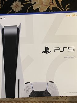 Playstation 5 Disc Edition for Sale in Lemon Grove,  CA