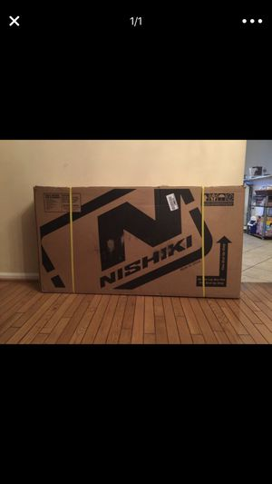 NEW UNOPENED Nashiki Manitoba for Sale in Aldie, VA