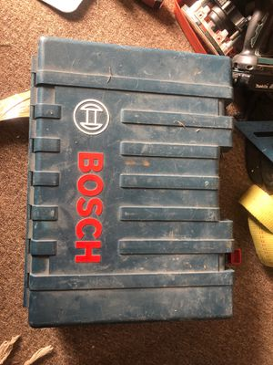 Bosch rotohammer for Sale in Sharon, CT