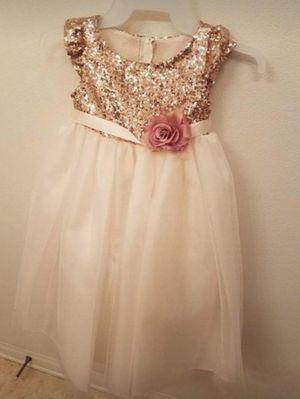Brand New size 5 flower girl dress for Sale in Wildomar, CA