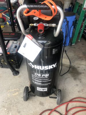 Husky compressor 175 lbs for Sale in Southwest Ranches, FL