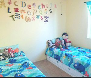 Two twin beds, mattresses not included for Sale in Gilbert, AZ