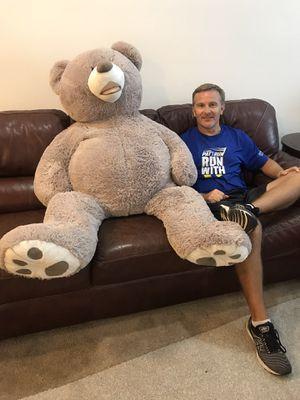 Giant Stuffed Animal - Bear for Sale in Wesley Chapel, FL