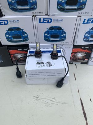 Chevy Tahoe 07-14 new led headlights bulbs for Sale in Hayward, CA