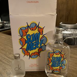Calvin Klein Summer & CK One Unisex Fragrances for Sale in Montclair, CA