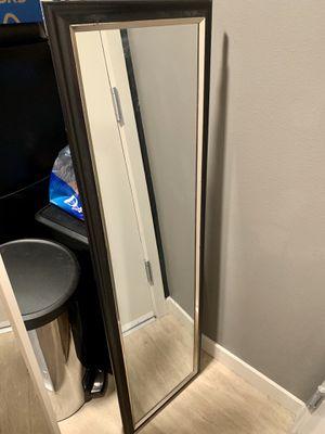 Full length floor mirror 15x50 for Sale in Seattle, WA