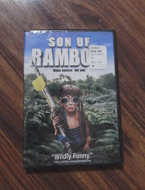 Son of Rambo UNOPENED MOVIE for Sale in undefined