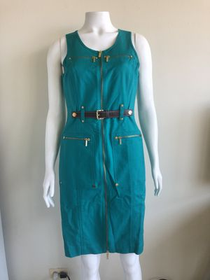 Michael Kors Turquoise Dress size small for Sale in Chicago, IL