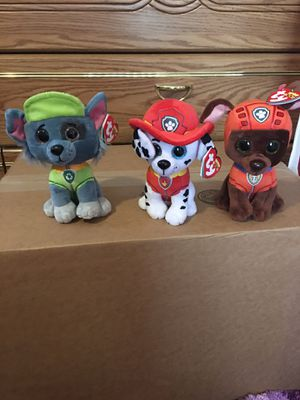 Ty paw patrol for Sale in North Las Vegas, NV