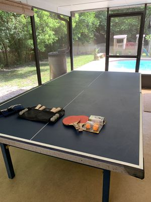 Ping Pong Table - Stiga for Sale in Tampa, FL