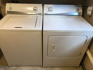 Amana Washer and Dryer for Sale in Morton, IL
