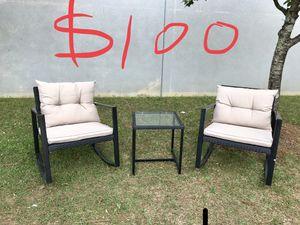 Patio furniture for Sale in Duluth, GA