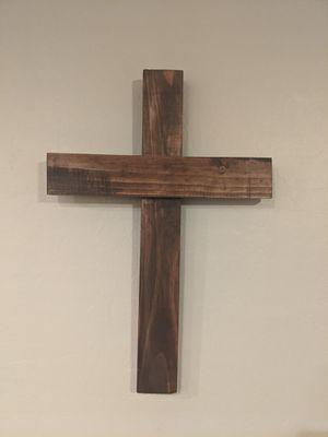 Wooden cross for Sale in Glendale, AZ