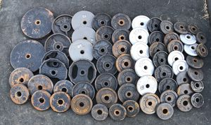 Standard weights for Sale in Seattle, WA