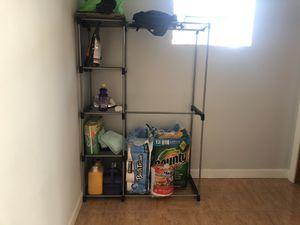 Closet organizer or laundry/storage organizer for Sale in Elmwood Park, IL