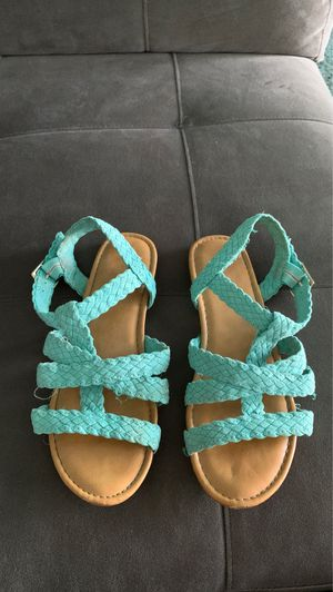 Size 3 sandals for girls for Sale in West Palm Beach, FL