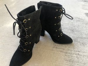 Ankle Boots JustFab for Sale in Everett, WA