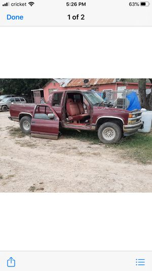 1994 Chevy parts have hood to for Sale in Santa Rosa, TX