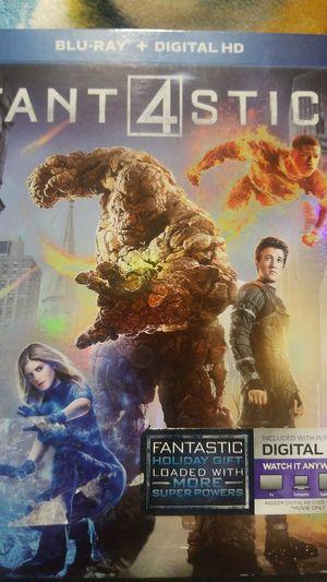 Fantastic four (2015) for Sale in Huntington Park, CA