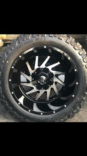 26x14 MONKEY RIMS AND TIRES 35125026 for Sale in Phoenix, AZ