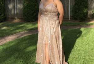 Lady secrets prom dress for Sale in Vancouver, WA