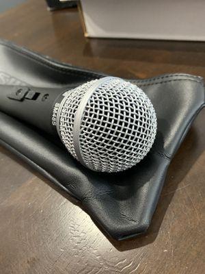 Shure SM48S-LC microphone for Sale in Saint CLR SHORES, MI