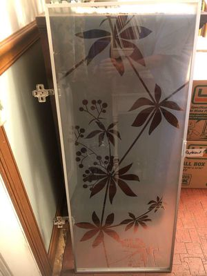 IKEA Billy Morebo / Nyckelby #18859 Glass Doors - Set of Four ( 4 ) for Sale in NEW CARROLLTN, MD