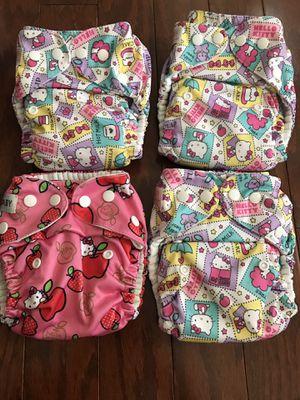 Infant Toddler Cloth Diapers for Sale in Haymarket, VA