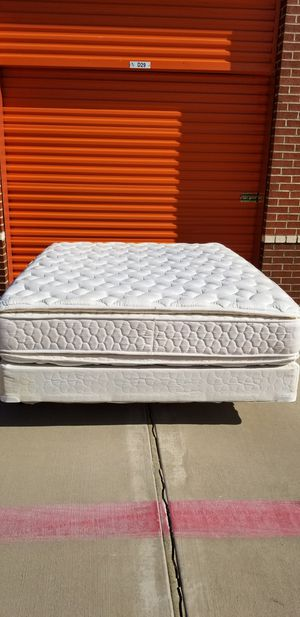 QUEEN PILLOWTOP POSTURPEDIC BED for Sale in Frisco, TX