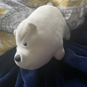 We Bare Bears /plush Ice Bear for Sale in Wilmington, NC