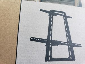 Tilt tv wall mount fits 30 to 70 inch.... new in box ....pick up in Plano for Sale in Plano, TX
