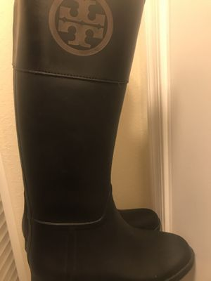 Boots (Tory Burch Rain boots) for Sale in Glendale, AZ