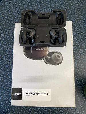 Bose Soundsport Free, Lightly used/ Sanitized for Sale in Tempe, AZ