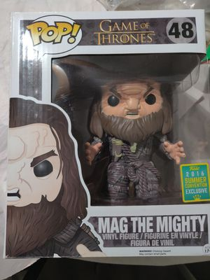Mag The Mighty Funko Pop for Sale in Fontana, CA