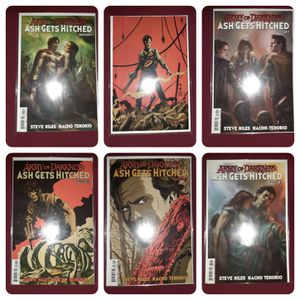 Army of Darkness: Ash Gets Hitched Comics NM- (2014) for Sale in Citrus Heights, CA
