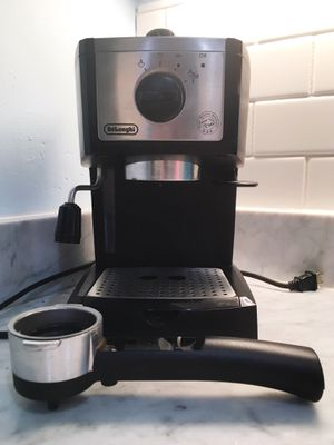 DeLongi Espresso Machine for Sale in Virginia Beach, VA