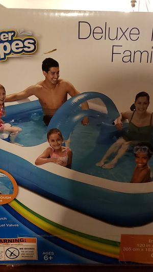 Deluxe frosted family pool for Sale in Norcross, GA