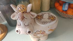 COW COOKIE JAR for Sale in Ronald, WA