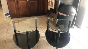 Living room end tables for Sale in Manassas, VA