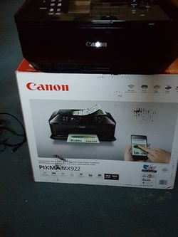 Canon Printer and Fax Machine (Color) for Sale in Fort Washington,  MD